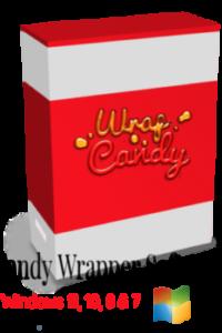 Wrapcandy Software Box
